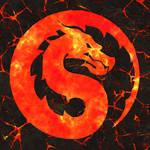 Mortal Kombat Movie 2021 (Unofficial) Lava Logo