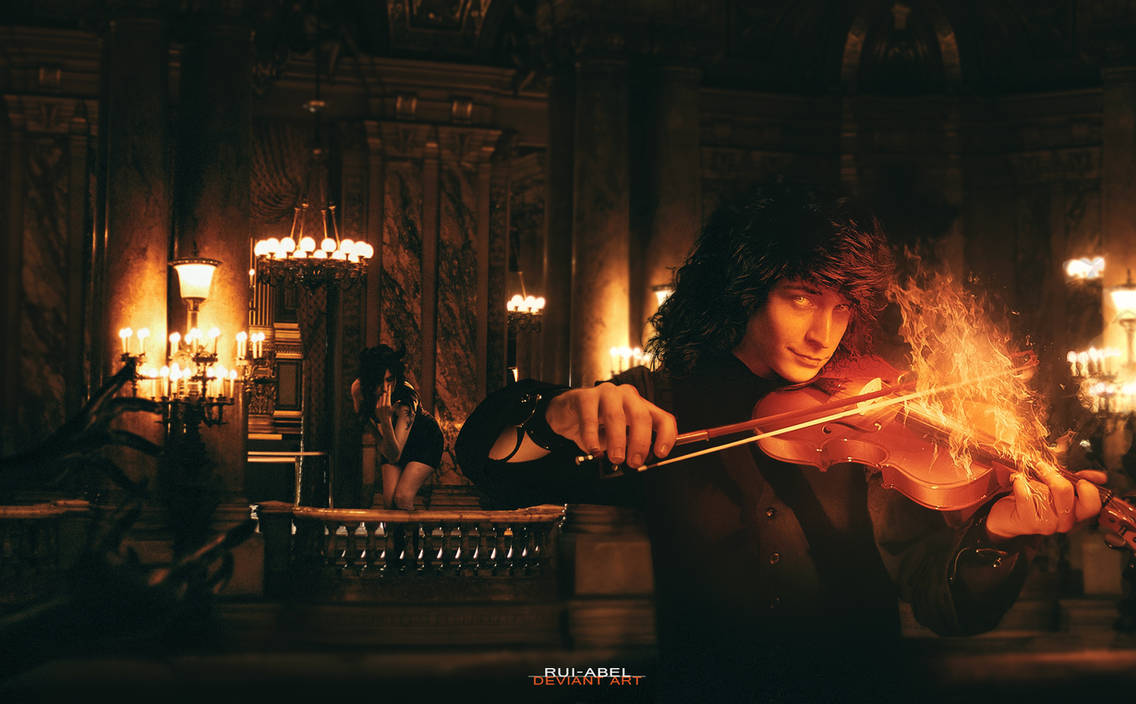 Paganini's pact by Rui-Abel