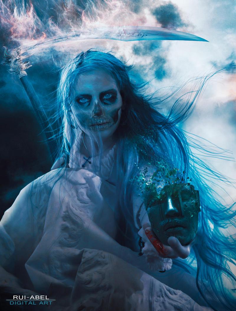 Soul reaper by Rui-Abel
