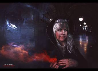 Queen Grimhilde by Rui-Abel