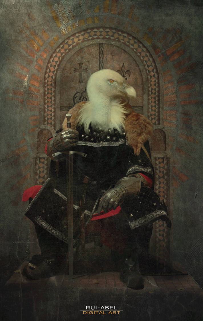 Vulture King by Rui-Abel