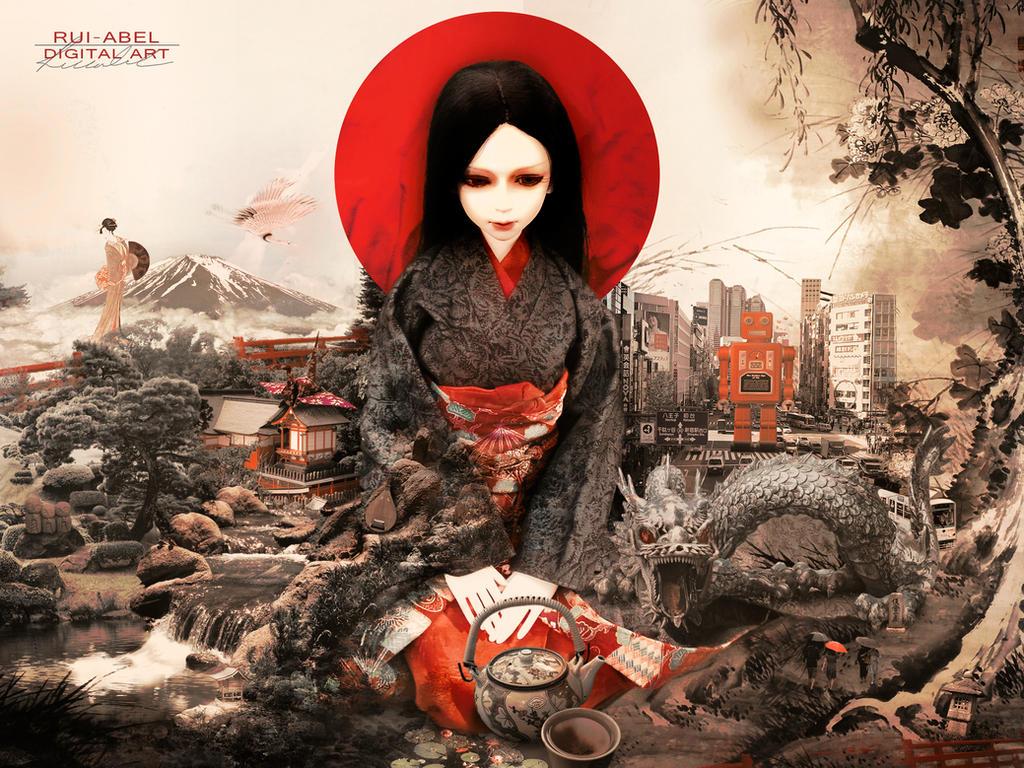 Japan by Rui-Abel
