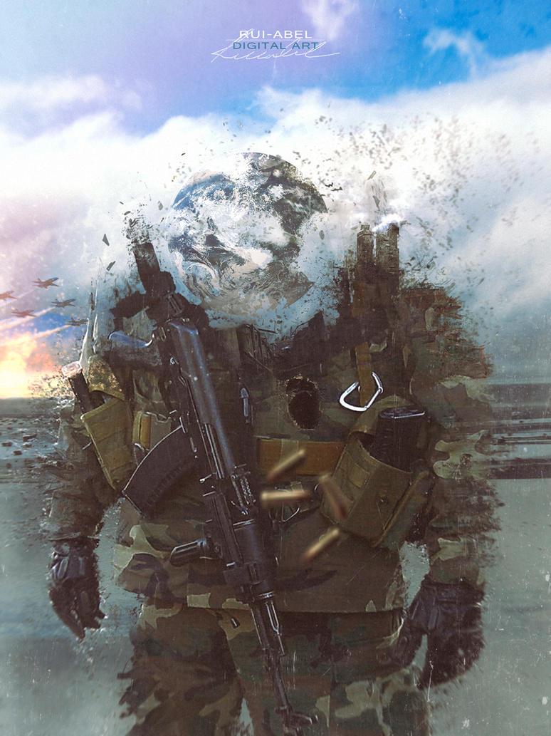 War by Rui-Abel
