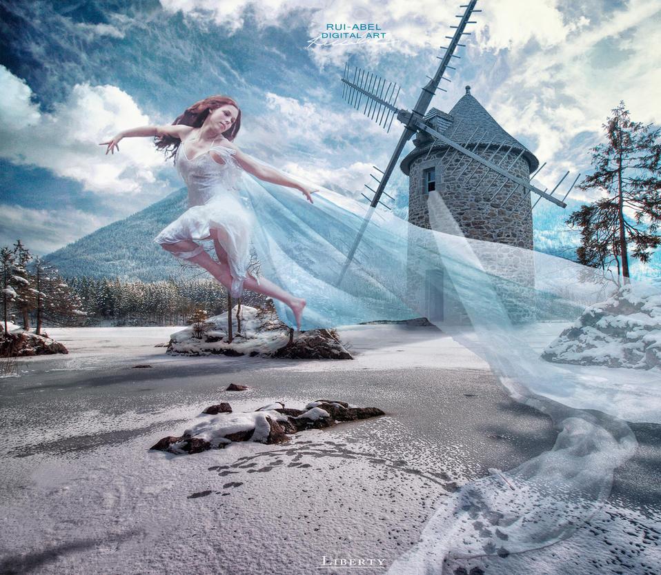 Liberty by Rui-Abel