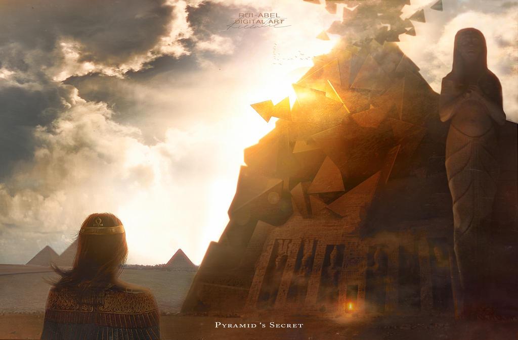 Pyramid's Secret by Rui-Abel