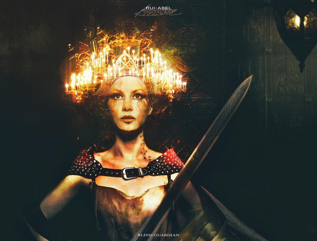 Blind Guardian by Rui-Abel