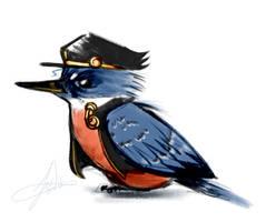 [Sketch color] Jotaro Bird