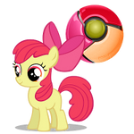 Chrome Pony Icon