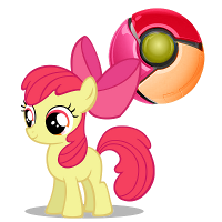 Chrome Pony Icon by Nerve-Gas