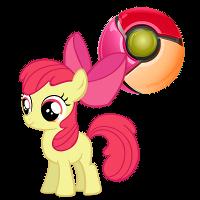 Chrome Pony Icon by Nerve-Gas