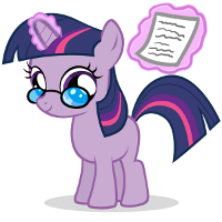 MS Word Pony Icon by Nerve-Gas
