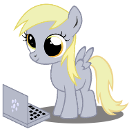 My Computer Pony icon by Nerve-Gas