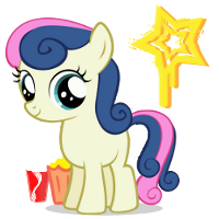 Movie file pony icon by Nerve-Gas