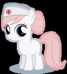 Nurse Redheart Filly