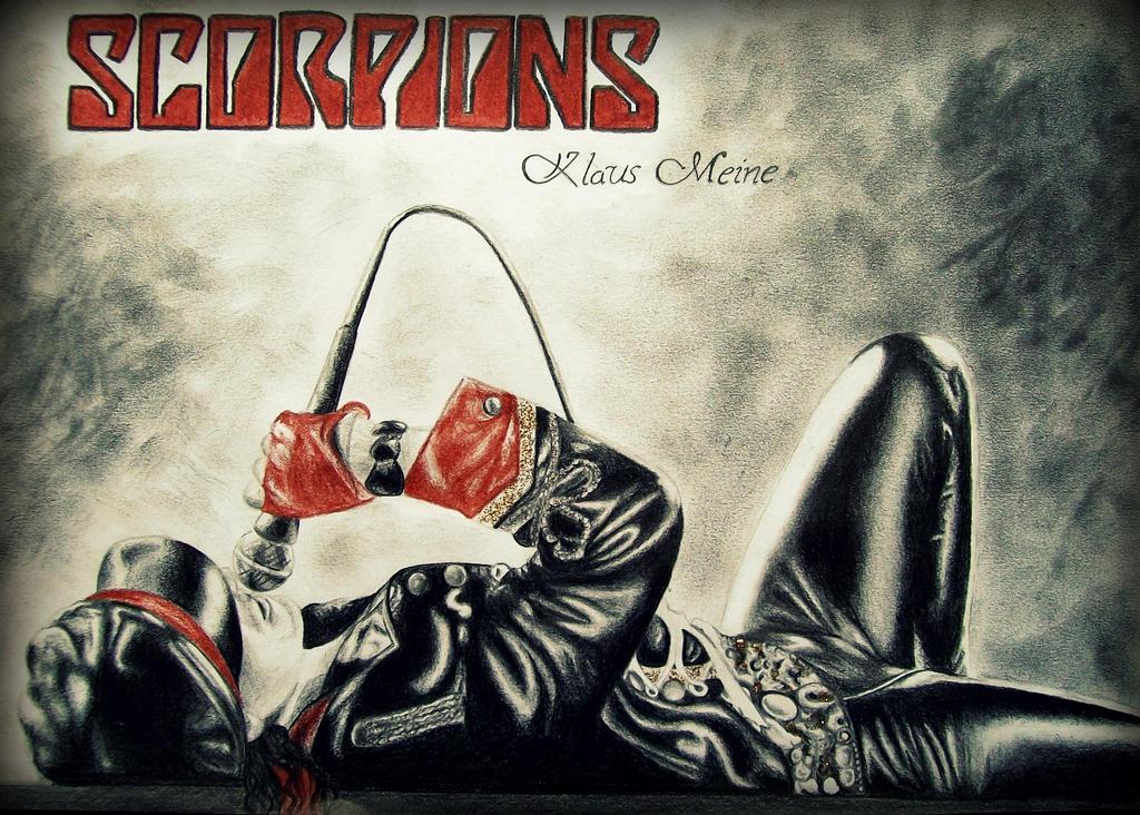 Klaus Meine by LoudSilence93
