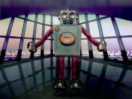 Robot Amigo by detact