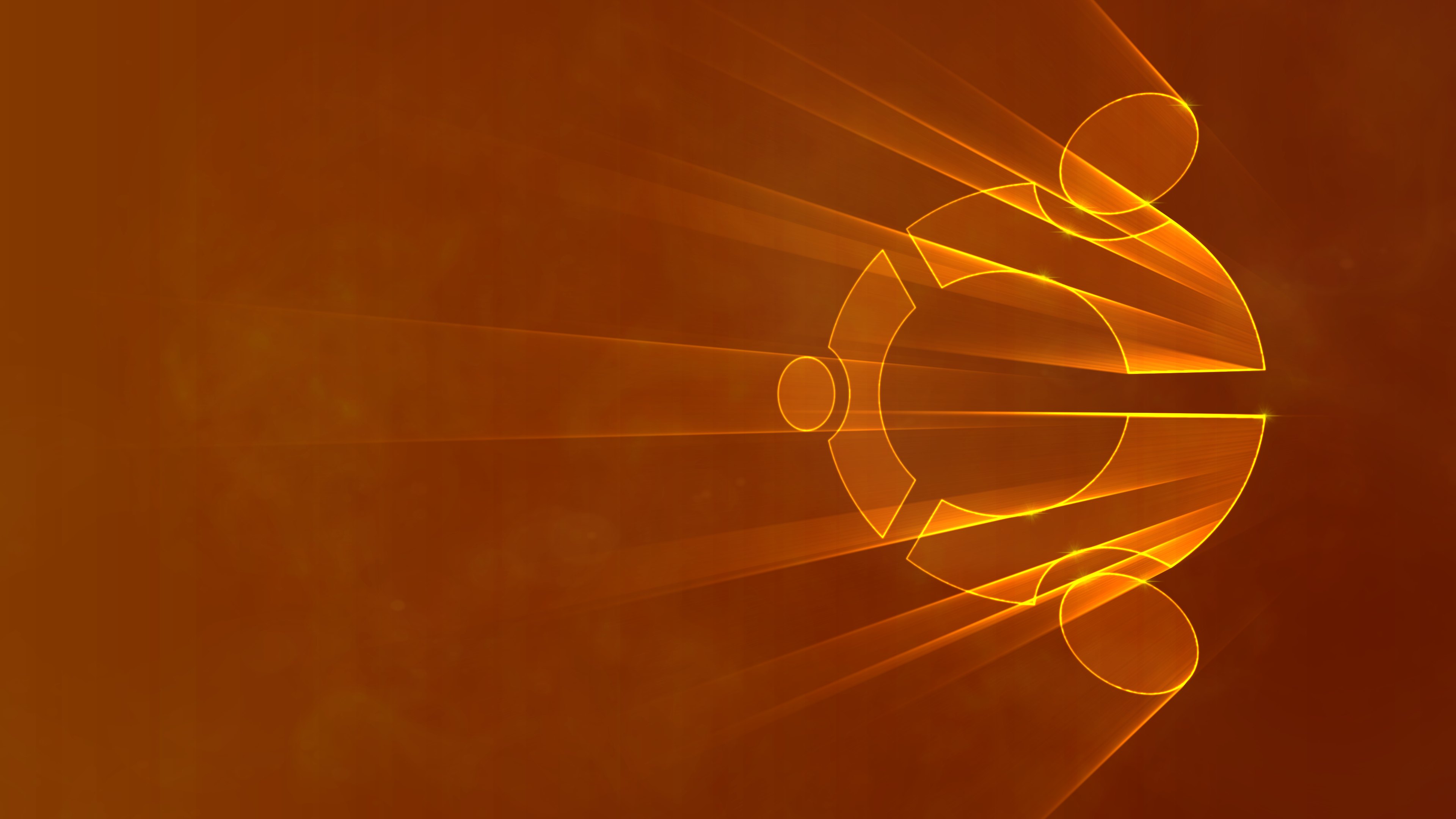 Ubuntu Wallpaper  Windows 10 Style 4K by GrumD on