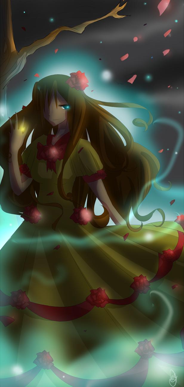 Mistress Melina by KitsuneRenaChan