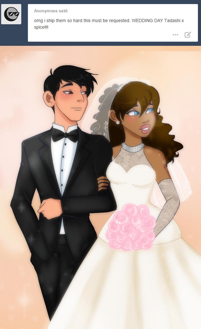 BH6 Ask Wedding Day by BBG4ya