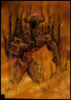 darkness demon by FASSLAYER