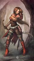 Mercenary by FASSLAYER