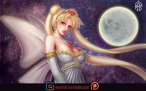 Sailor Moon by FASSLAYER