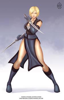Commission - Ninja