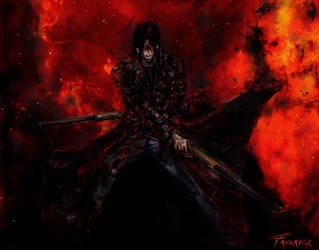 Assassin Vampire by FASSLAYER