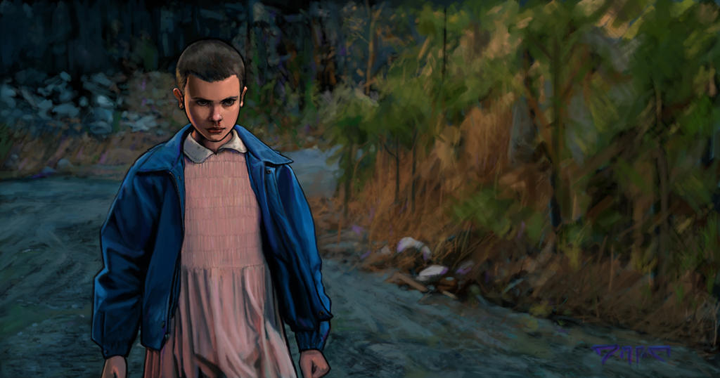 Eleven by EdwardDillon