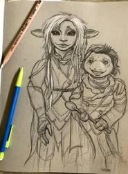 Deet And Hup sketch
