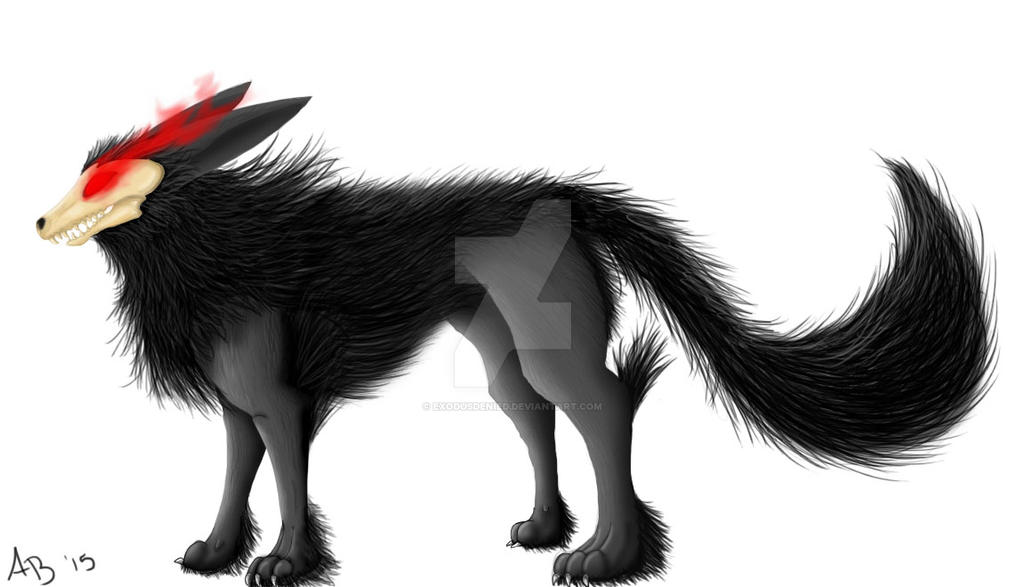 The Tenabre Fox by stormwind17