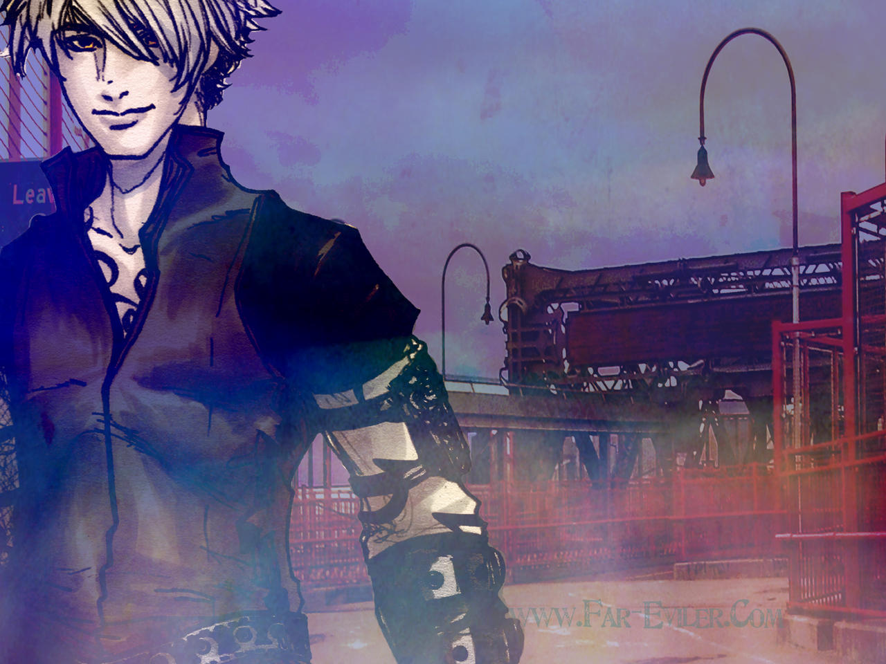 TMI - JACE-WALLPAPER by far-eviler