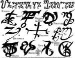 Tattoo - Runes II