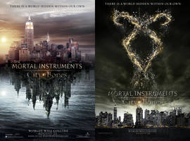 TMI:City of Bones - Film Poster(s)