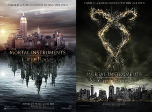 TMI:City of Bones - Film Poster(s)