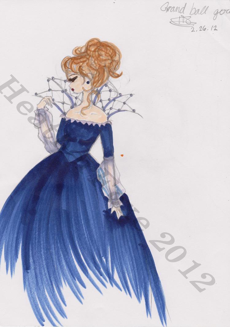 Anime Ball Gown Design_Other dresses_dressesss