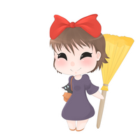 Kikis Delivery Service by chirimu