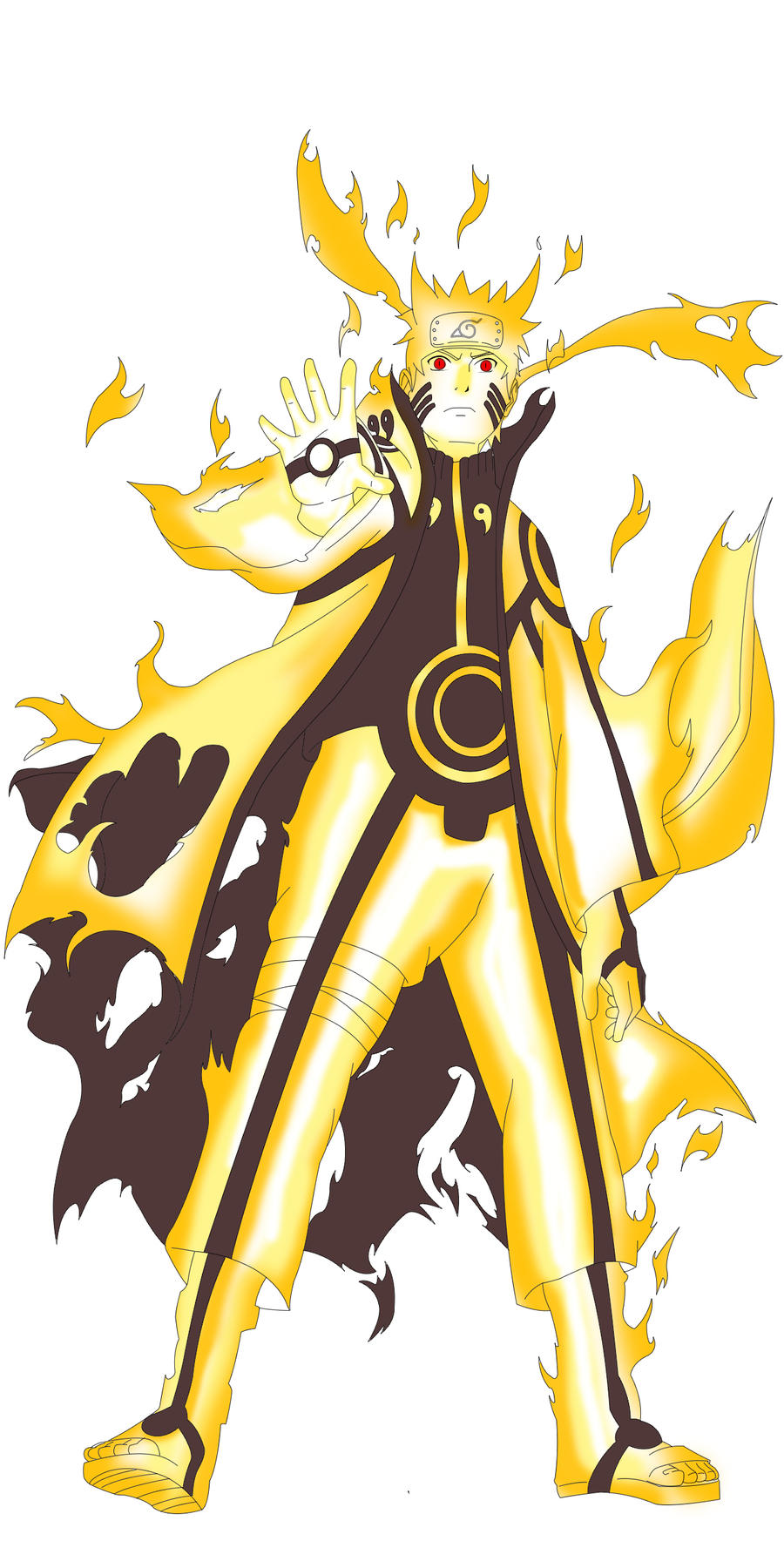 Kyuubi Mode Naruto What is your favorite ...
