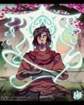 The First Avatar Meditating