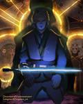 Anakin Skywalker Meditating [Reworked]