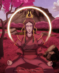 Avatar Ming-Hua Meditating