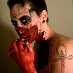 Vampire by JaydedPixie