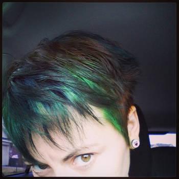 New Hair by JaydedPixie