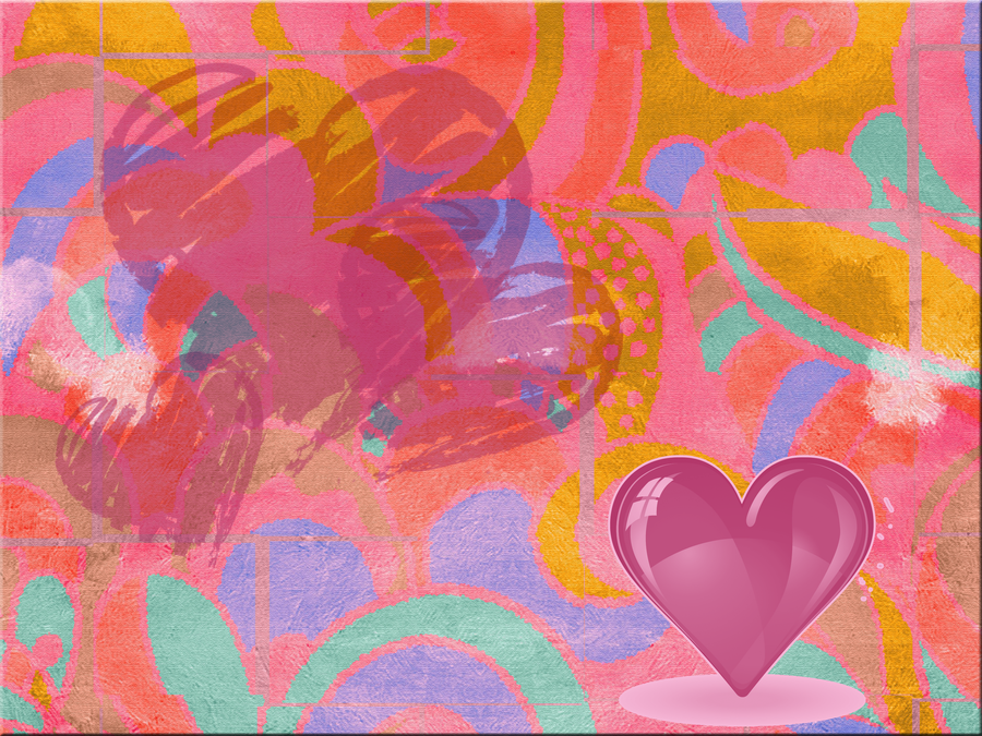 Abstract Valentine by TheArmouredBear
