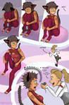 Adora found something for Catra Page 1 of 2 by Marywooosh