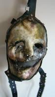 Red Angel 2 Custom Mask 4 by purplenothing