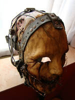 DJ SnookiPunch Custom Mask 6 by purplenothing