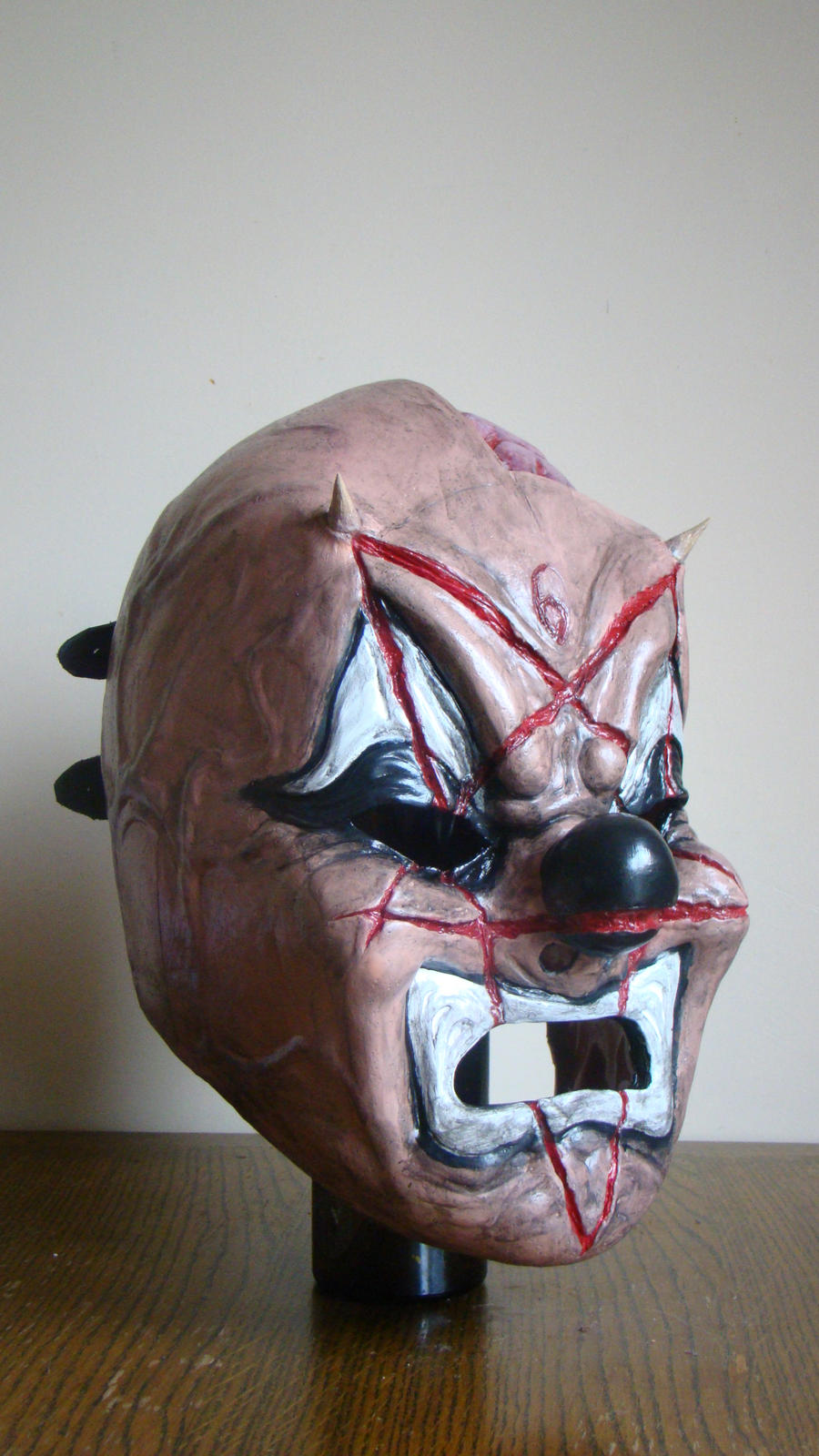 Clown Slipknot New Mask Tour