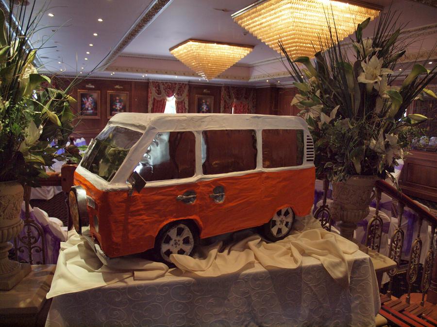 VWCamper Van by the-pinata-pimp