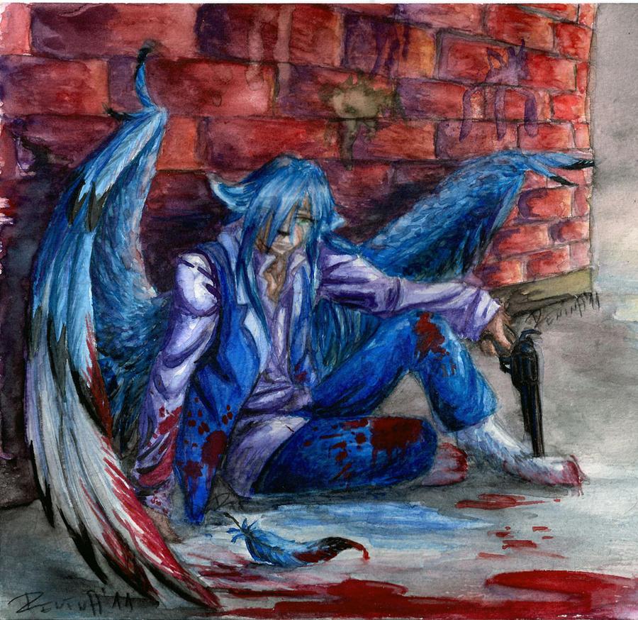 """""""Knocking on heavens door"""" by WolfsNeverDie"""